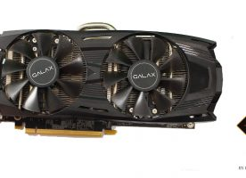 Galax Nvidia GTX 1060 EXOC Graphics Card Review