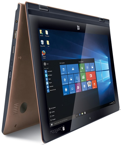 iball-compbookflip-x5_front-view