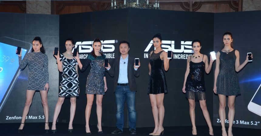 ASUS Expands Their Zenfone 3 Series; Announces Zenfone 3 Max In India