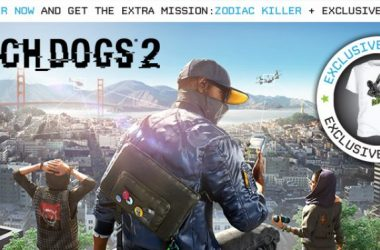 Pre-order Watch Dogs 2 And Get Extra Zodiac Killer Mission + Exclusive T-shirt