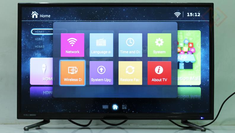 noble skiodo 32-inch tv apps