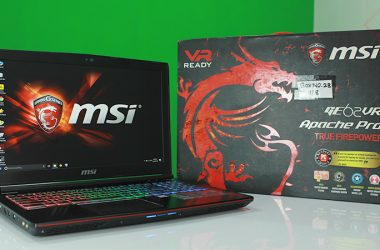MSI GE62VR 6RF Apache Pro Gaming Laptop Review