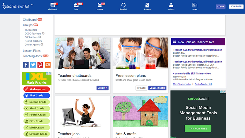 Teachers Community Online