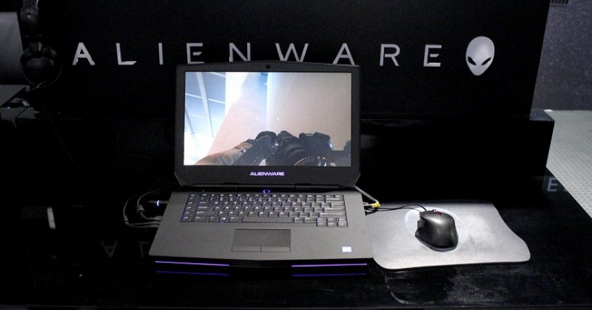 Dell Calls Out To Gamers With New Alienware Gaming Zone