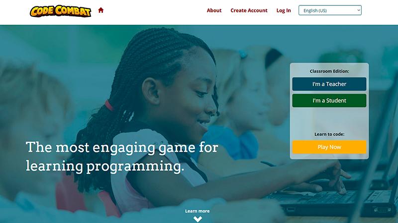 Code Combat - Interactive Programming For Kids