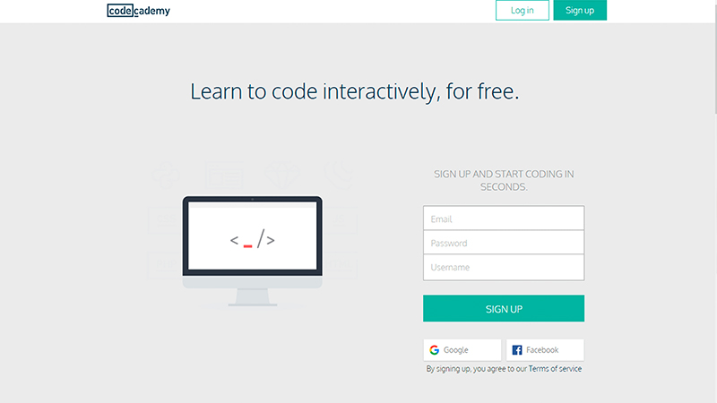 Codecademy - Programming for Beginners