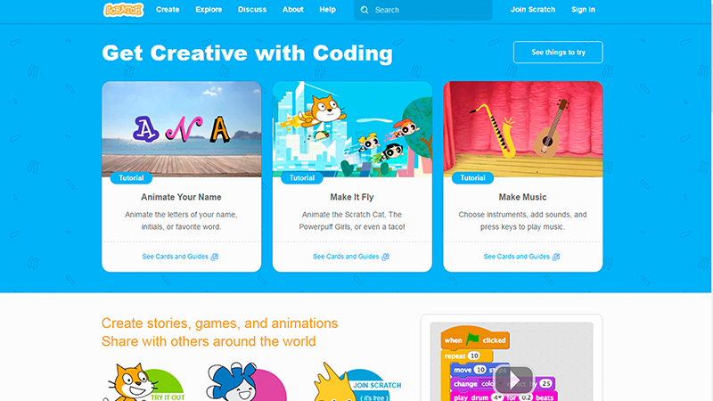 Creative Educational Websites For Kids