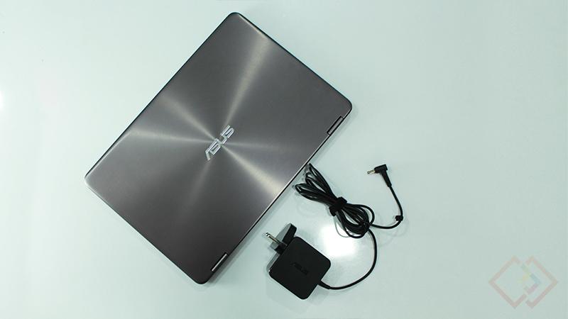 zenbook flip charger