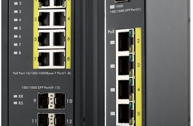 Empower Your Business's Connectivity With Zyxel's Rugged PoE Switches