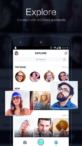 Bigo Live Streaming App For Android & iOS