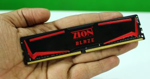 zion 8gb ddr4 gaming ram review