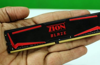 Zion 8 GB DDR4 SDRAM Review