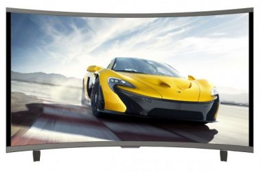 "Noble Skiodo Announces Its First 32"" Curved LED TV '32CRV32P01' Priced Only For Rs.15999/-"