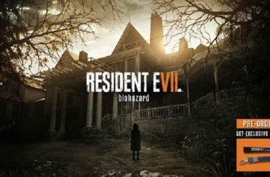 Games The Shop Announces Pre-order Bonus For Resident Evil 7: Biohazard