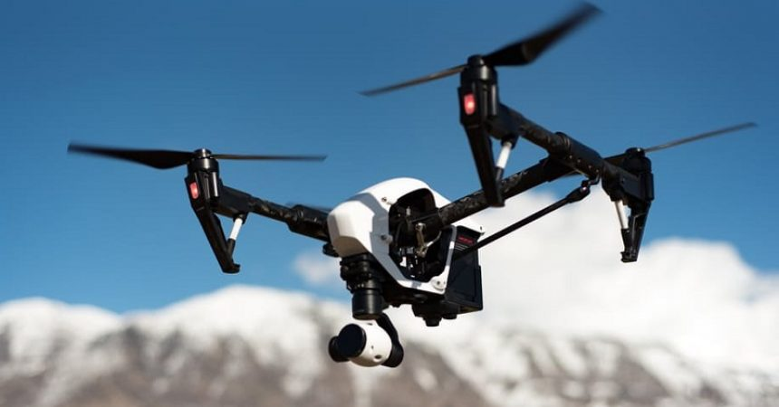 Blown Off Course: How to Master Drone Flying in Windy Conditions