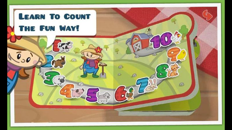 games for babies piano famr