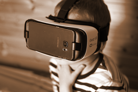 Educational Technology of Virtual Reality