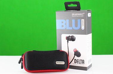 Brainwavz BLU-Delta Earphones Review