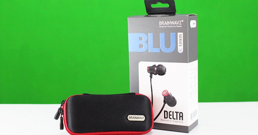 Brainwavz BLU-Delta Earphones Review
