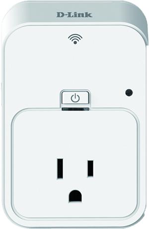 d-link wireless smart plug automation