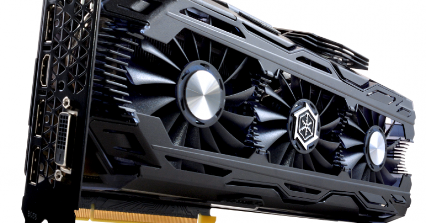 INNO3D Announces The New Custom GeForce GTX 1080 Ti iChiLL Gaming Graphics Cards