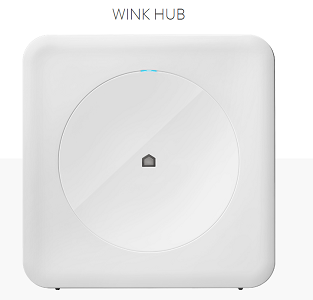 wink hub home automation