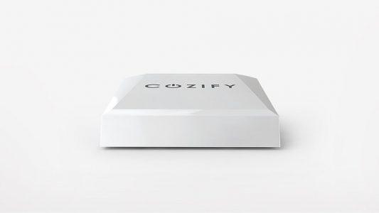cozify home automation hub