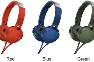 Sony Enlivens Its Audio Line-up With EXTRABASS Headphones And Wireless Speaker Series