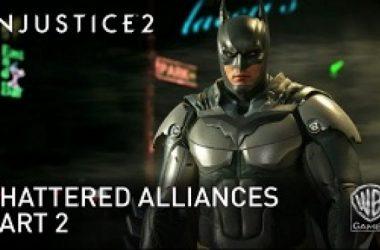 Injustice 2 | Shattered Alliances Part 4 Trailer