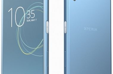 Sony Introduces Xperia XZs With World's First Motion Eye Camera