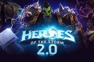 Blizzard Is Proud To Announce The Successful Launch Of The New Heroes Of The Storm 2.0