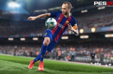 PES 2018 Release Date Announced
