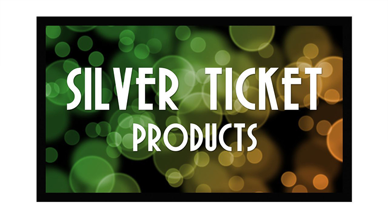 Silver-Ticket-projector-screen