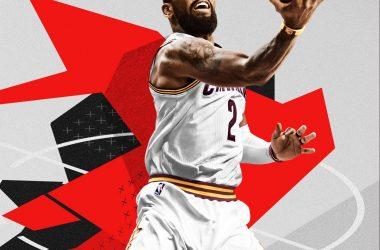 Kyriediculous: NBA Champion, Kia NBA All-Star MVP, And Cover of NBA® 2K18