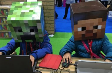 Minecraft Competition Goes Down Under