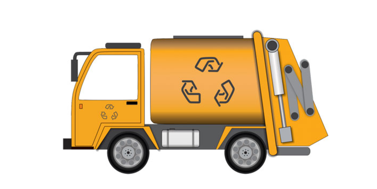 smart garbage collection routes