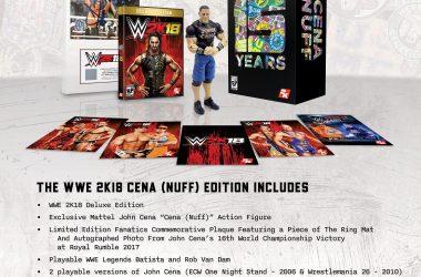 WWE 2K18 Presents: Cena (Nuff) Edition