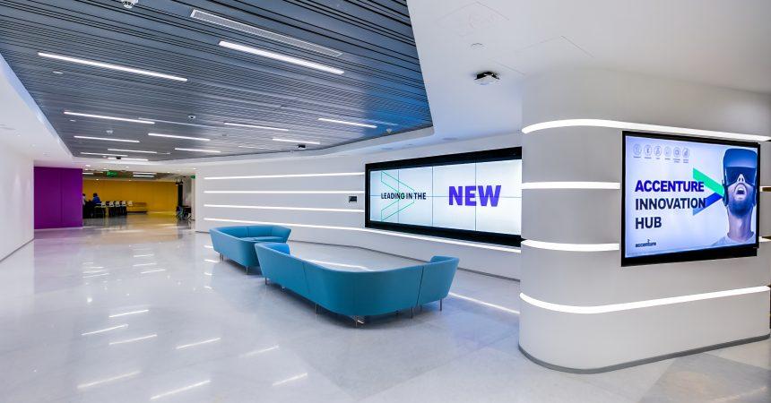 Accenture opens Groundbreaking Innovation Hub in Bengaluru