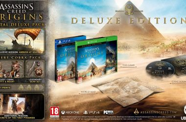 E-xpress Announces Pre-order for Assassin's Creed: Origins