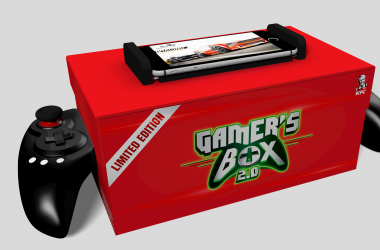 KFC India And Mountain Dew Co-create The Country's First Gamer's Box!
