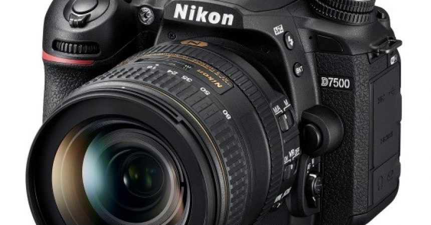 Nikon D7500 Launched: Ready To Exceed Expectations For Photographers geared Up To Hone Their Craft