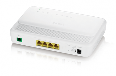 Zyxel Unleashes PMG2006-T20A, A Cutting Edge Multi-Service Wireless Router With 4-Port GbE Switch