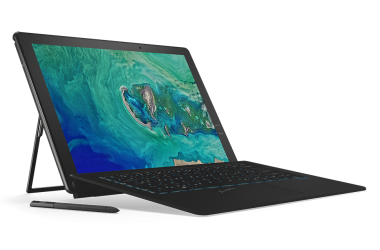 Acer Launches New Ultra slim, Convertible, and Detachable Devices: Swift 5, Spin 5 and Switch 7 Black Edition