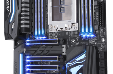 GIGABYTE Launches the X399 AORUS Gaming 7 Motherboard