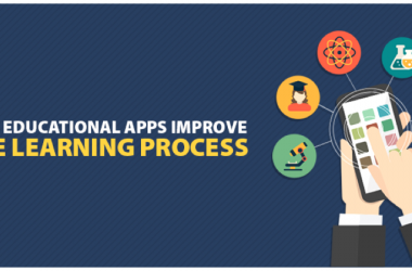 How Educational Apps Improve The Learning Process