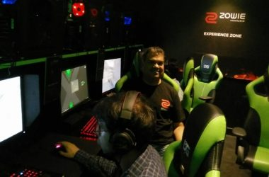 Zowie XL2546 240Hz Gaming Monitor & Celeritas II Experience at Extremesland Asia Qualifiers, Bangalore