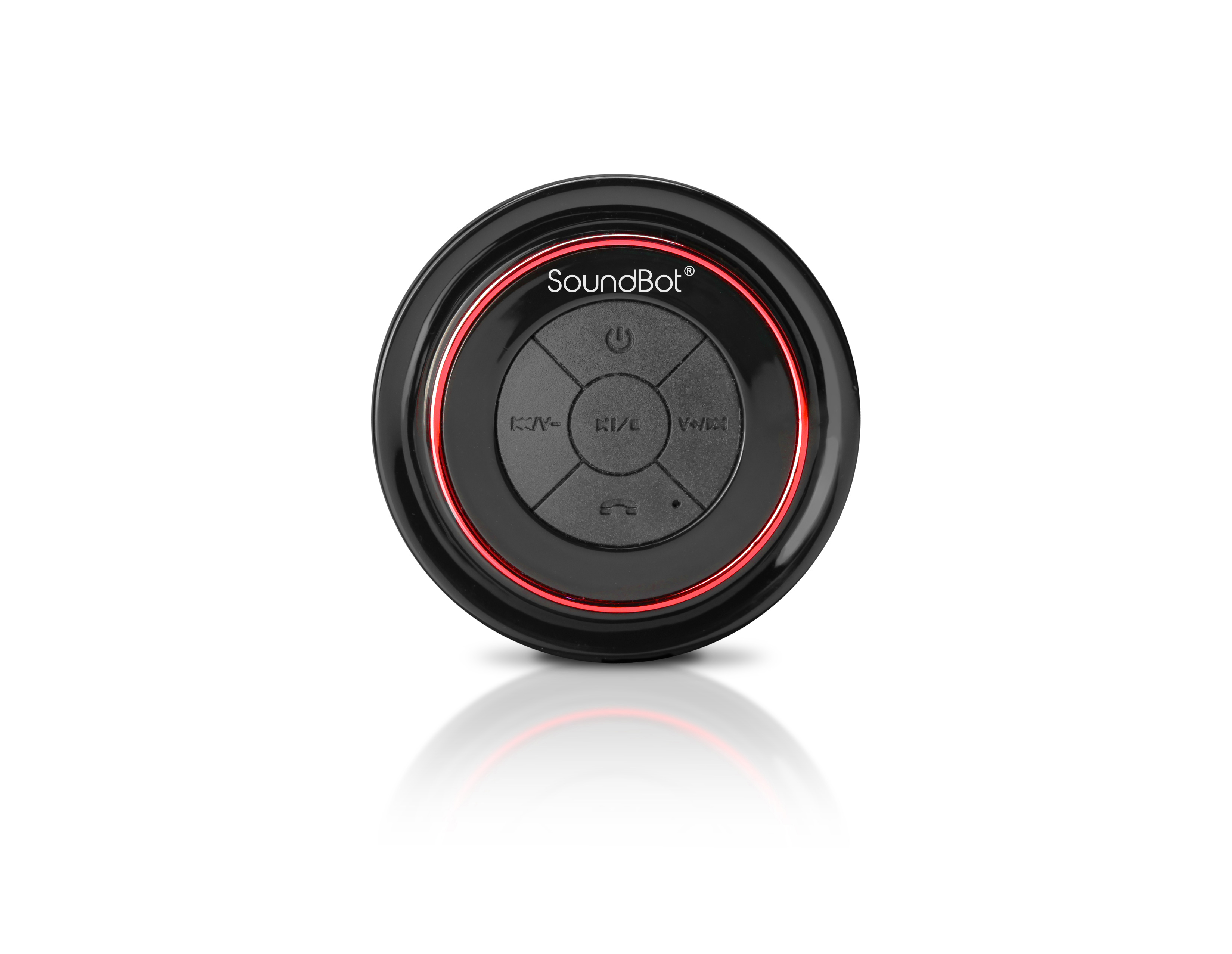 SoundBot SB517 Red Ring