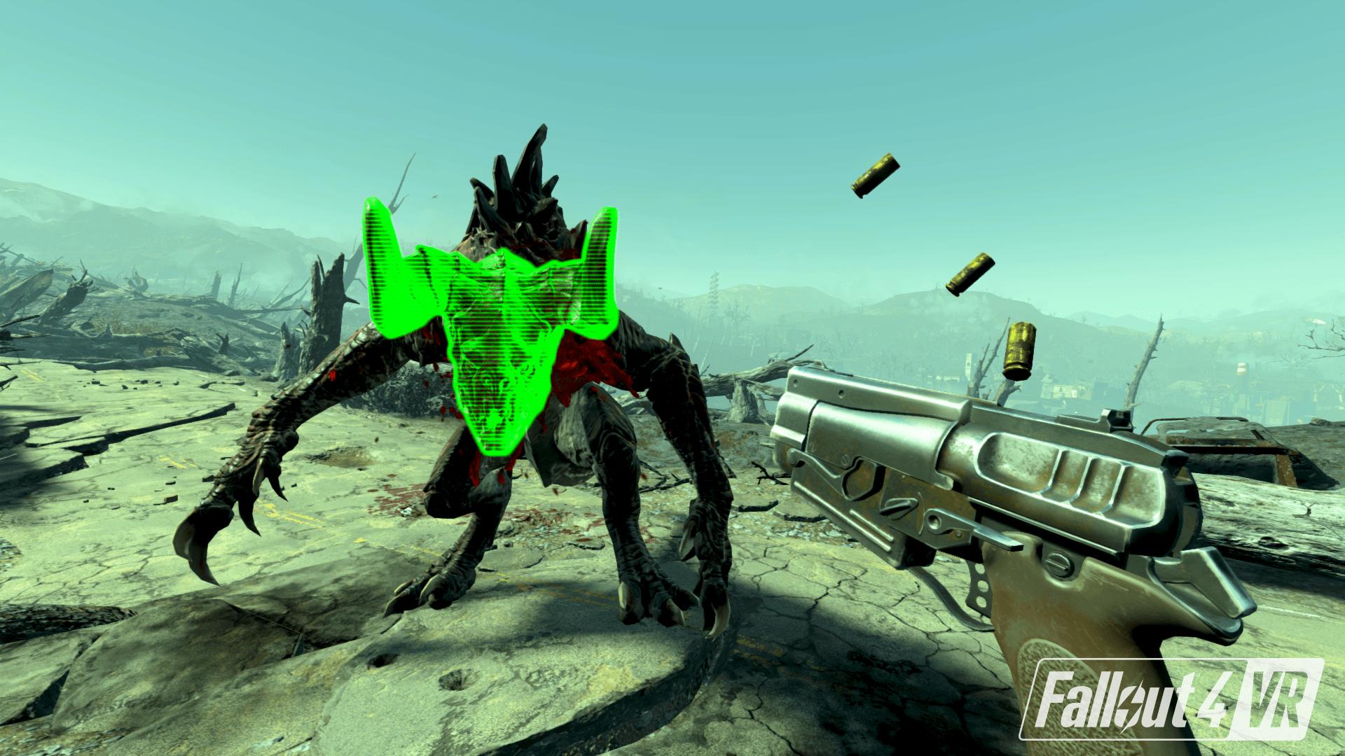 Vive VR - Fallout