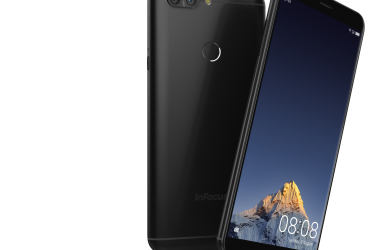 Transforming Your Display Experience, InFocus Unveils Vision 3, India's coolest Full Screen Smartphone