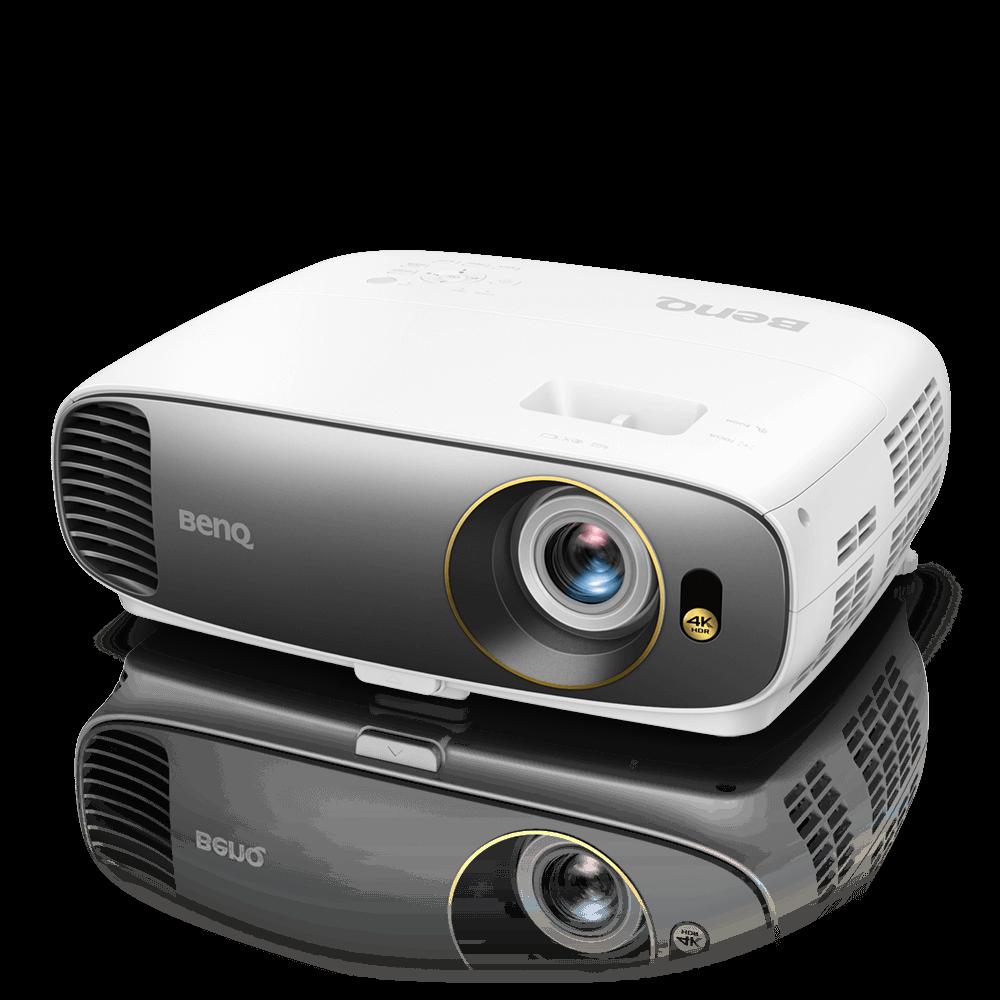 BenQ W1700 DLP projector 1